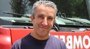 Luis, el bombero que maneja la suerte: ha ganado 4 coches y 1.000 premios más